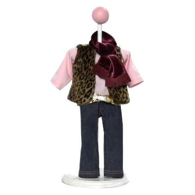 Alexander Doll Company Madame Alexander Favorite Friends Warm and Cuddly Outfit