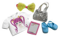 Madame Alexander Favorite Friends Fun and Funky Accessory Pack
