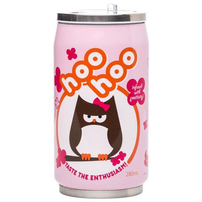 Beatrix New York Cozy Can - Owl - 12 oz - 1 ct.