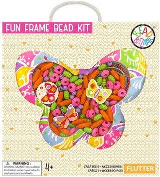 Bead Bazaar Flutter Fun Frame Bead Kit
