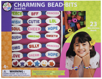 Bead Bazaar Charming Bead Bits - 1 ct.