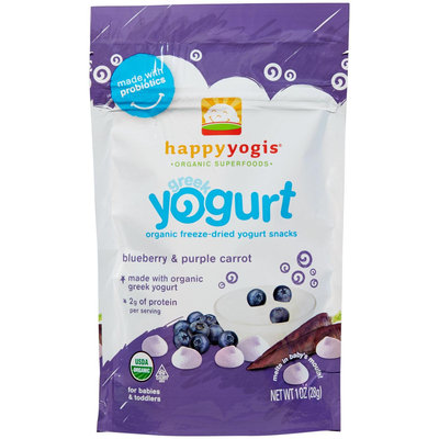 Happyyogis YGRT MLTS, OG2, GRK, BLU/CAR, (Pack of 8)