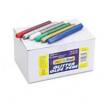 Chenille Kraft Glitter Glue Pens Assortment