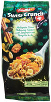 Familia Swiss Crunch Museli, Multigrain Flakes & Clusters with Sunflower & Pumpkin Seeds, 12 oz Bags