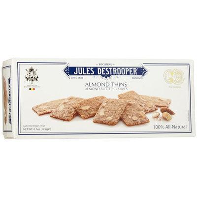 Jules Destrooper Cookie Thins Almond -Pack of 12