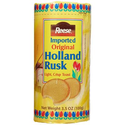 Reese Holland Rusk Light, Crisp Toast (12x12/3.5 Oz)