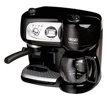 DeLonghi Cafe Nero Combo Coffee, Cappuccino & Espresso Maker