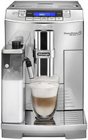 Delonghi Prima Donna Stainless Steel Super Automatic Beverage Machi.