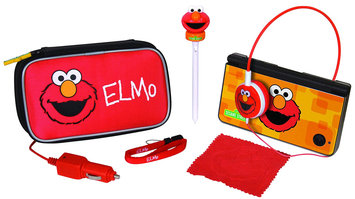 Creative Mind DGDSI2704 Elmo Travel Kit 7 In 1 For Dsi Xl Dsi amp; Ds Lite