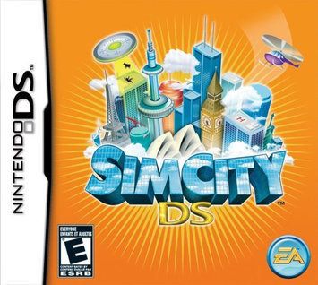 Electronic Arts SimCity (Nintendo DS)