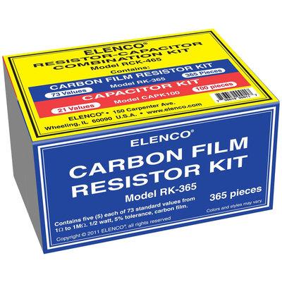 Elenco Resistor/Capacitor Combo Kit - 1 ct.