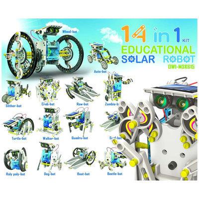 OWI Robotikits - 14-in-1 Educational Solar Robot Kit