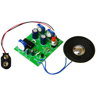 Elenco Digital Bird Soldering Kit With Iron And Solder Included - 1 ct.