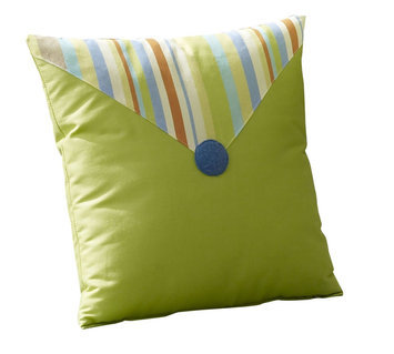 Sumersault Heads or Tails Dec Pillow - 1 ct.