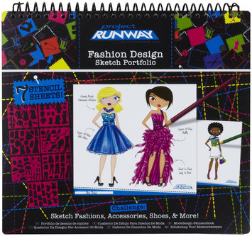 Fashion Angels Project Runway Fashion Design Sketch Portfolio