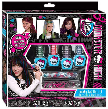 Fashion Angels Enterprises Monster High Hair Chox And Beading Kit