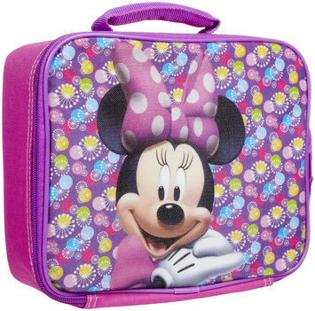DDI 1457295 Disney Minnie Mouse 9 in. x7.5 in. Lunch Bag Rectangle Case Of 6