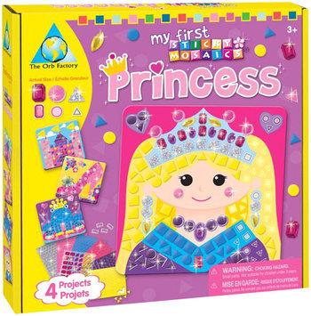 Orb Factory My First Sticky Mosaics Kit Princess