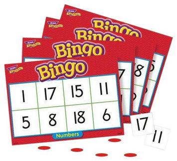 Trend Enterprises Numbers Bingo Game - 1 ct.