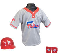 Franklin Sports Youth Phillies Team Uniform Set