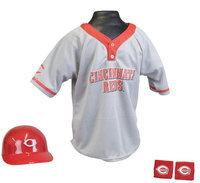 Franklin Sports Youth Reds Team Uniform Set