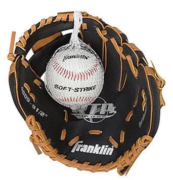 Franklin Sports T-Ball Series Glove, 10.5