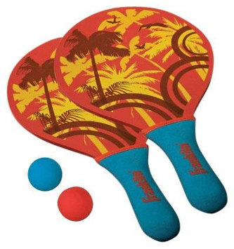 Franklin Sports Grip-Rite Paddleball Set