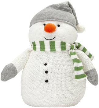 Elegant Baby Huge Knittie Bittie Snowman - 1 ct.