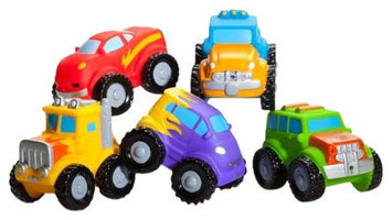 Elegant Baby Monster Truck Party Squirties - 1 ct.