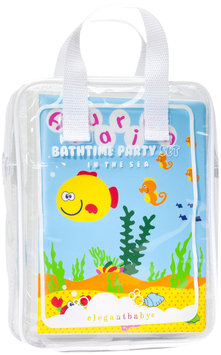 Elegant Baby In The Sea Bathtime Party Gift Set