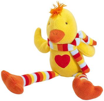 Elegant Baby Knittie Bittie Ducky Doll - 1 ct.