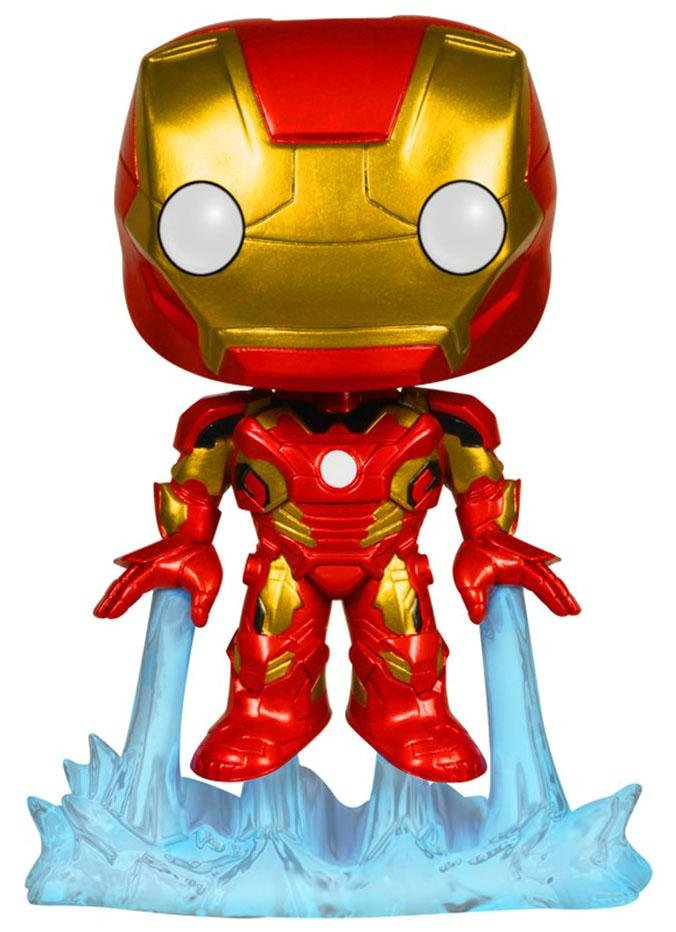Funko POP Marvel: Avengers 2 - Iron Man - 1 ct.