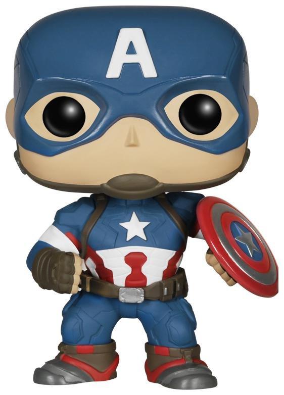Funko POP Marvel: Avengers 2 - Captain America