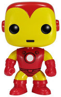 Funko POP! Marvel 4 Inch Vinyl Figure Iron Man