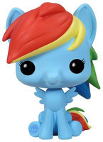 My Little Pony Funko Pop Vinyl Figure Rainbow Dash