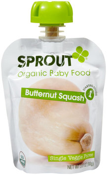 Sprout Foods Sprout Stage 1 Butternut Squash - 1 ct.