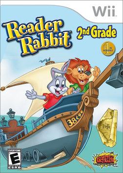 Graffiti Entertainment, LLC Reader Rabbit 2nd Grade Wii