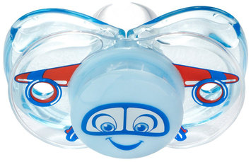RazBaby Keep-it-Kleen Adam Airplane Pacifier