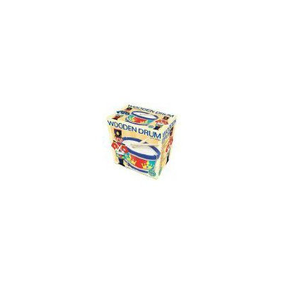 House of Marbles Wooden Drum - 1 ct.