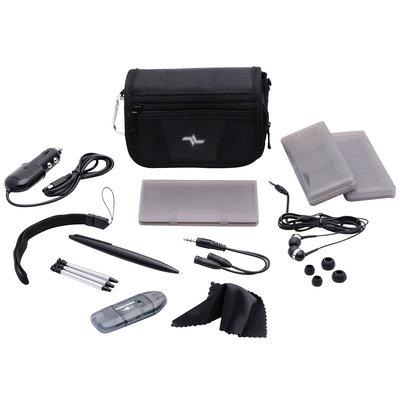 Icon 3DS Starter Kit, Black