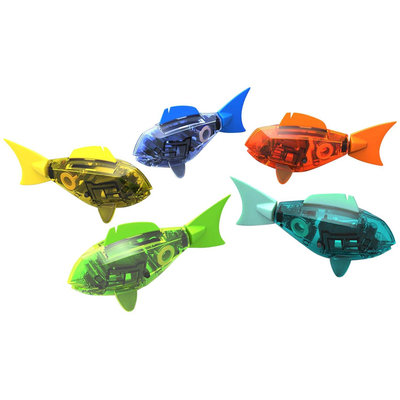 Innovation First Inc Hexbug Aquabot Robotic Shark - Grey