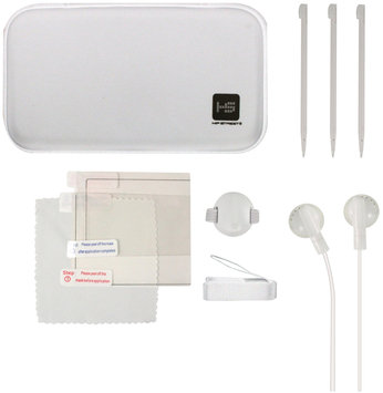Kobian USA DSi 10 in 1 Essential Pack - White