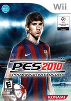 Konami Digital Entertainment Konami Pro Evolution Soccer 2010 (Nintendo Wii)