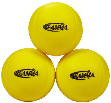Gamma Foam Yellow Training Tennis Balls