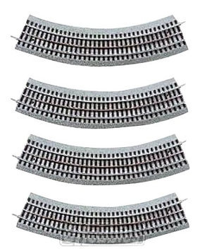 Lionel Trains O36 Curved Track 4-Pack