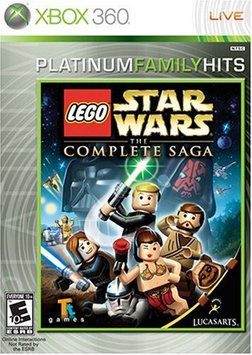Lucasarts Entertainment Company LucasArts Lego Star Wars: The Complete Saga (Xbox 360)