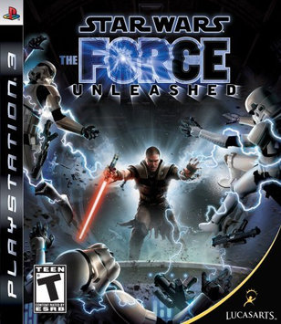 Lucasarts Entertainment Company Star Wars: The Force Unleashed Playstation3 Game LUCASARTS