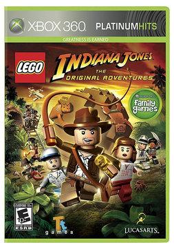 Lucasarts Entertainment Company LucasArts Lego Indiana Jones: The Original Adventures (Xbox 360)