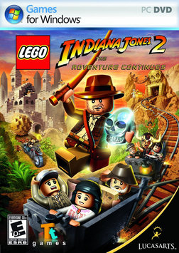 Lucasarts Entertainment Company LucasArts Lego Indiana Jones 2: The Adventure Continues