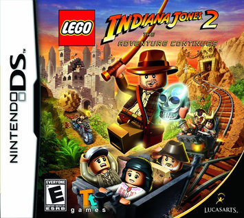 Lucasarts Entertainment Company LucasArts Lego Indiana Jones 2: The Adventure Continues (Nintendo DS)